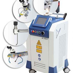 al fiber laser welder