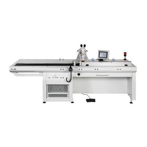 al rb laser cutting system