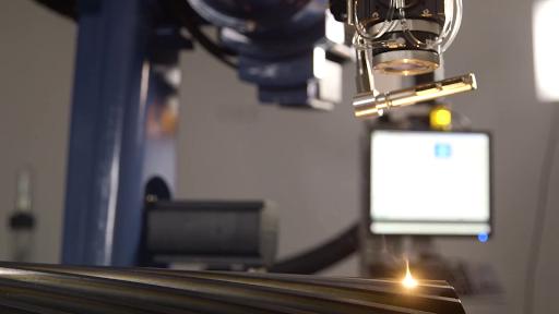laser hardening