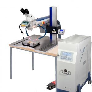 AL Micro laser welder