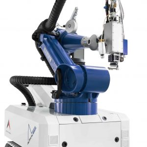 mobile laser welder