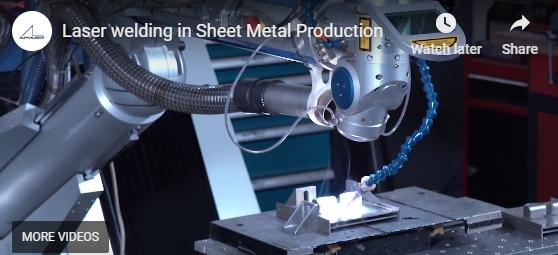 alflak laser welder sheet metal